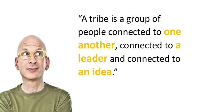 Seth Godin Definition of a Tribe