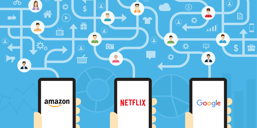 How to Use Customer Behavior Data to Drive Revenue (Like Amazon, Netflix & Google)